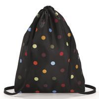 Рюкзак складной Mini maxi sacpack dots, Reisenthel