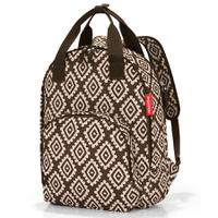 Рюкзак easyfitbag diamonds mocha, Reisenthel